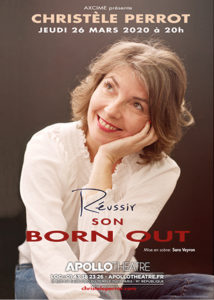 Christele Perrot : Réussir son Born Out
